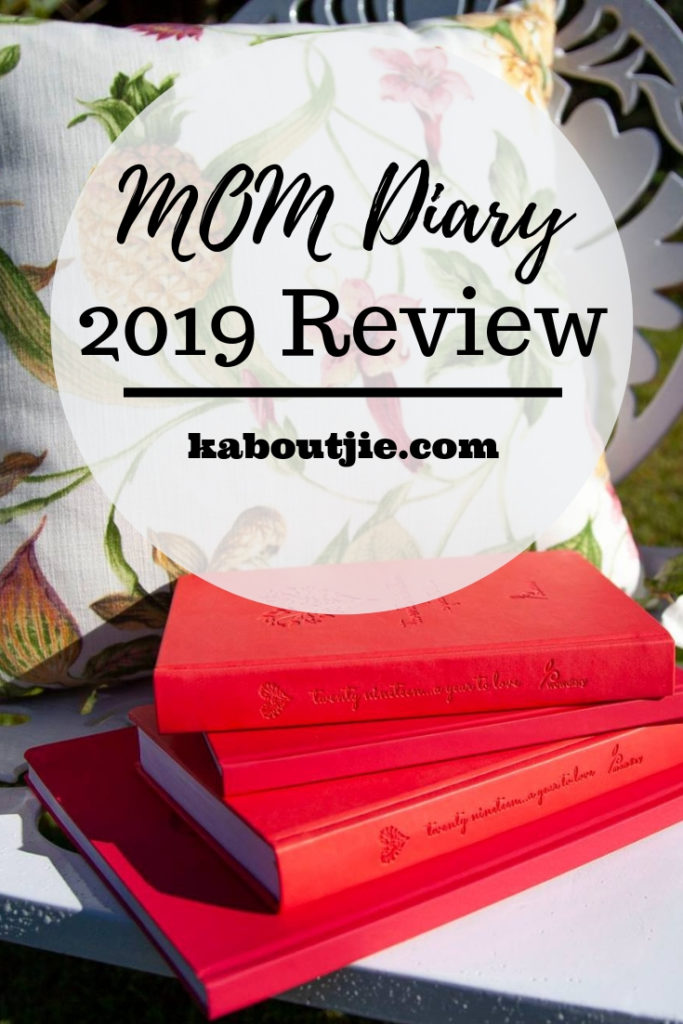 MOM Diary 2019 Review