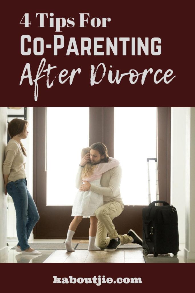 4 Tips For Co-Parenting After Divorce