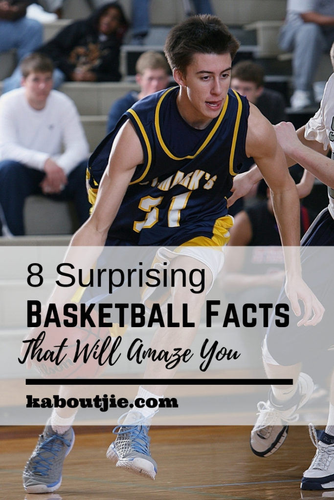 8 Basketball Facts That Will Amaze You