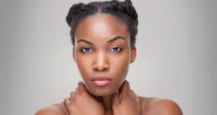Beautiful woman gorgeous skin