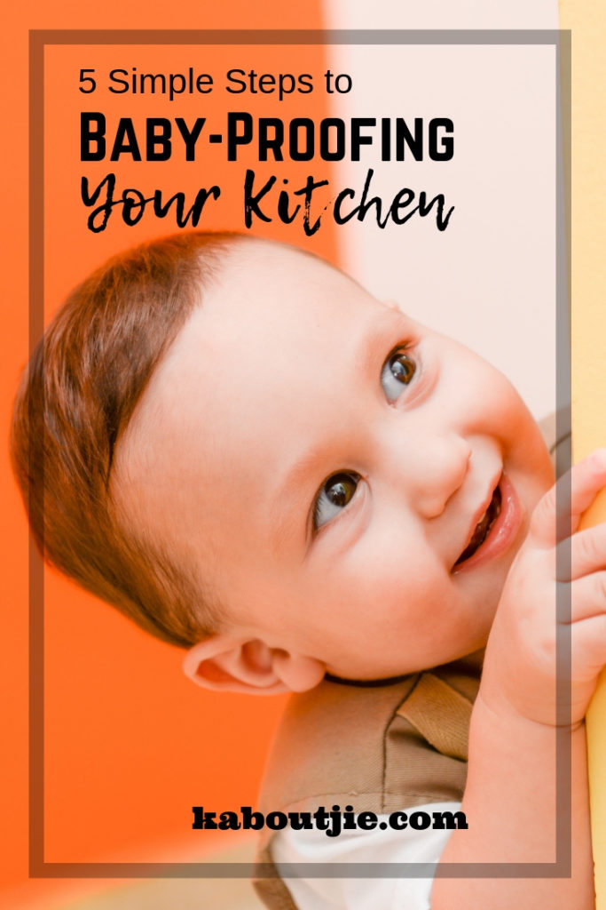 5 Steps to Baby-Proofing Your Kitchen
