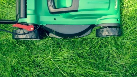 Long grass mower