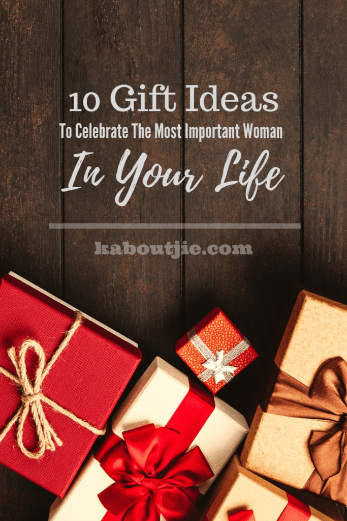 10 Gift Ideas For Woman