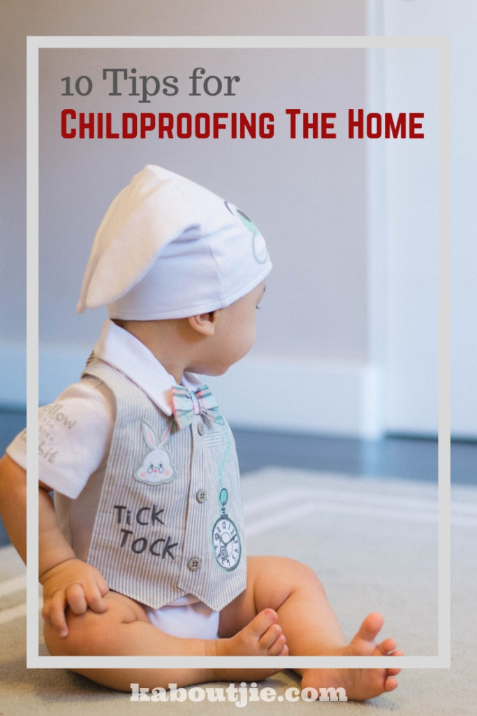 10 Tips For Childproofing The Home
