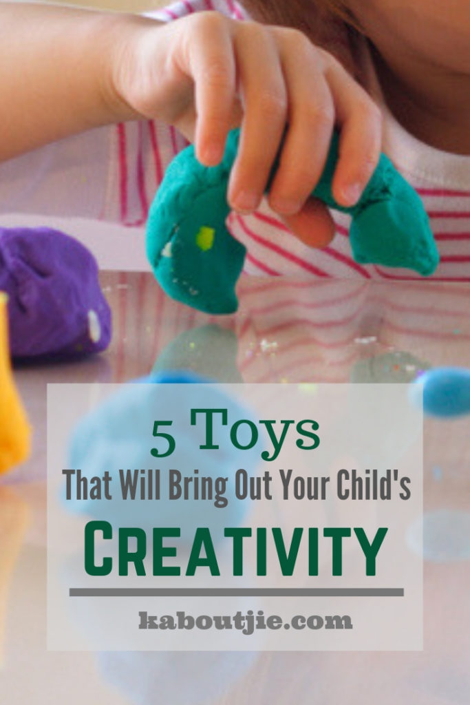 5 Toys That Will Bring Out Your Child's Creativity