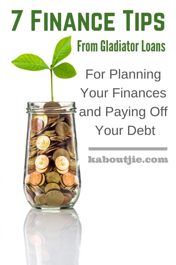 7 Finance Tips