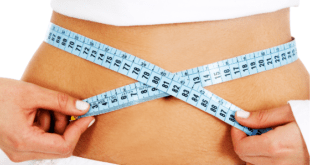 Losing weight measurements