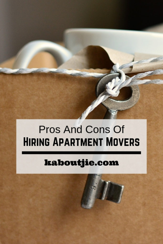 Pros and Cons of Hiring Apartment Movers
