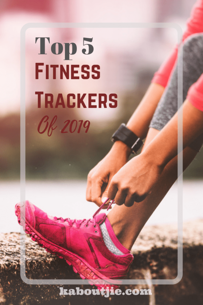 Top 5 Fitness Trackers of 2019