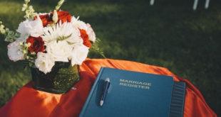 Wedding Registrar Book