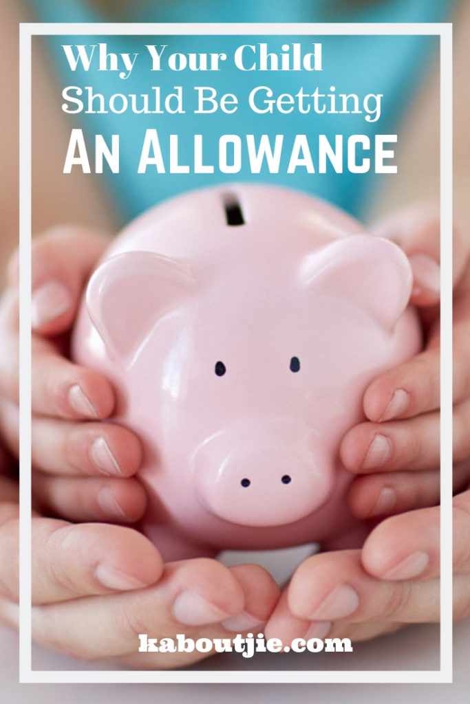 Why Your Child Should Be Getting An Allowance