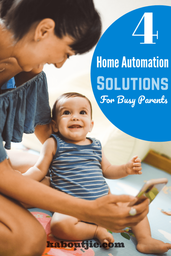 4 Home Automation Solutions For Busy Parents