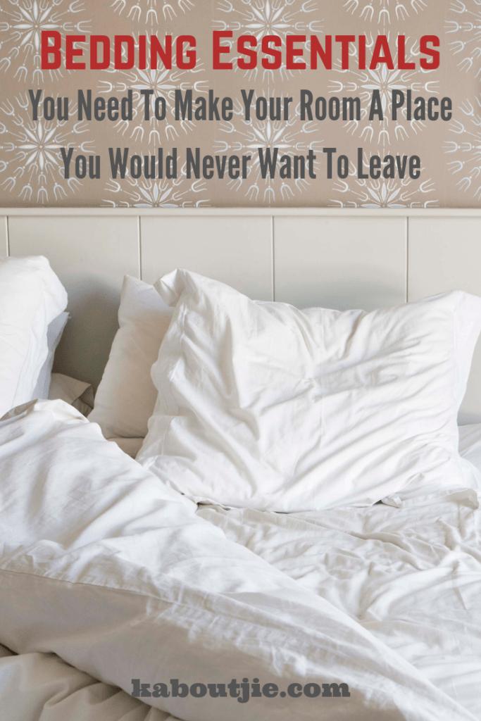 Bedding Essentials