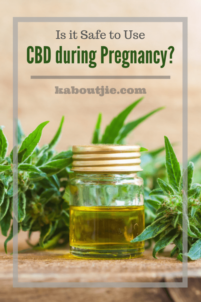 Is Is Safe To Use To CBD Oil During Pregnancy