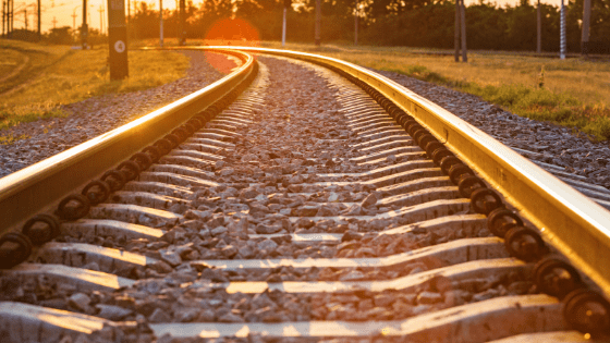 Train Railway Tracks