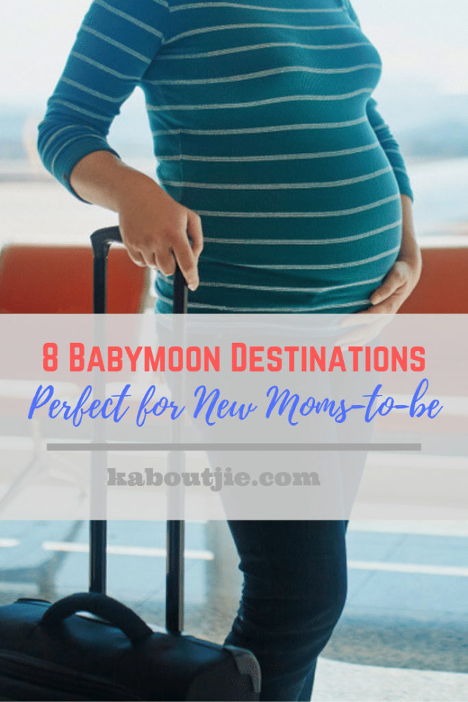 8 Babymoon Destinations for the New Mom To Be