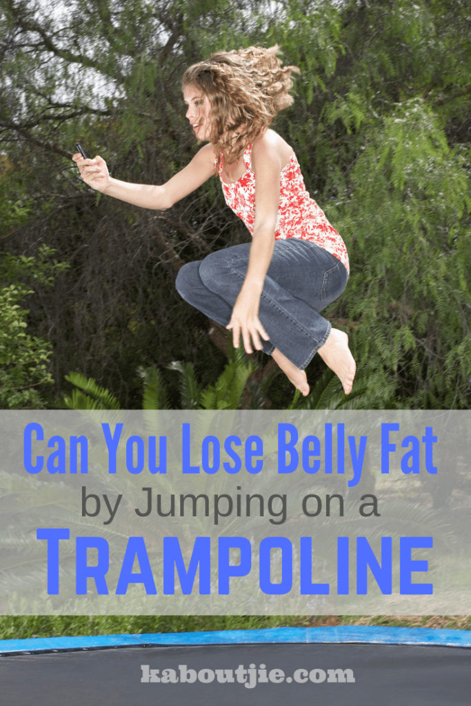 Can You Lose Belly Fat By Jumping On A Trampoline