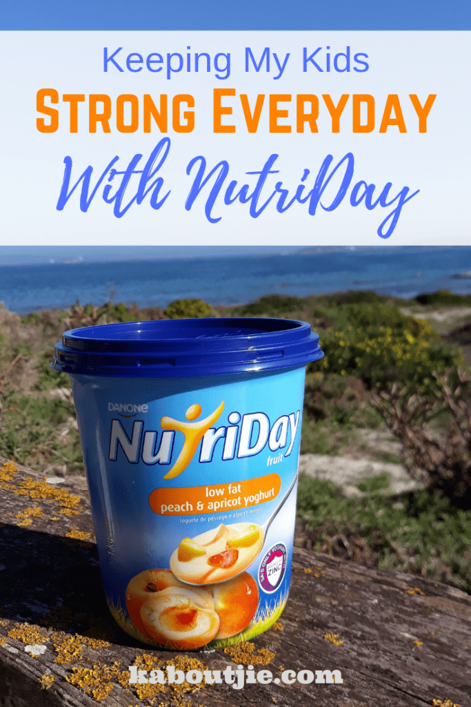 Keeping My Kids Strong Every Day With NutriDay
