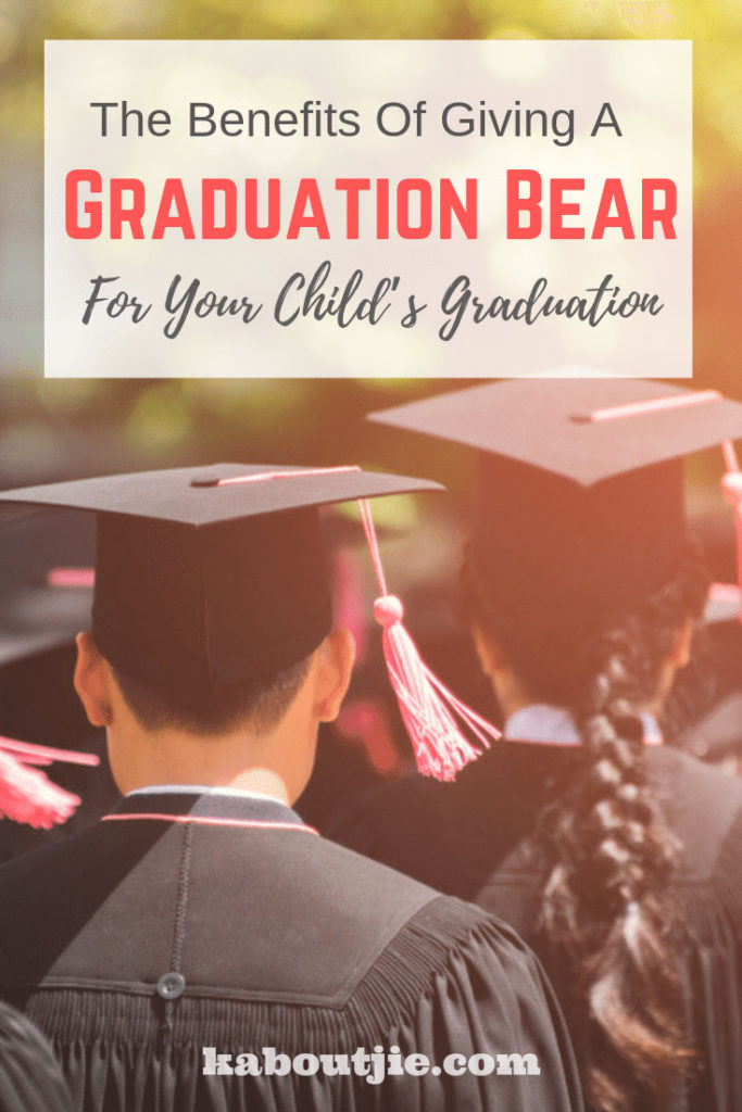 The Benefits Of Giving A Graduation Bear For Your Child's Graduation