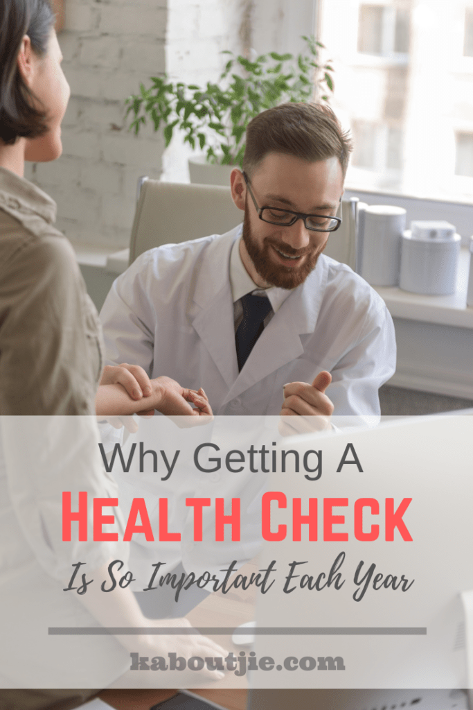 Why Getting A Health Check Is So Important Each Year