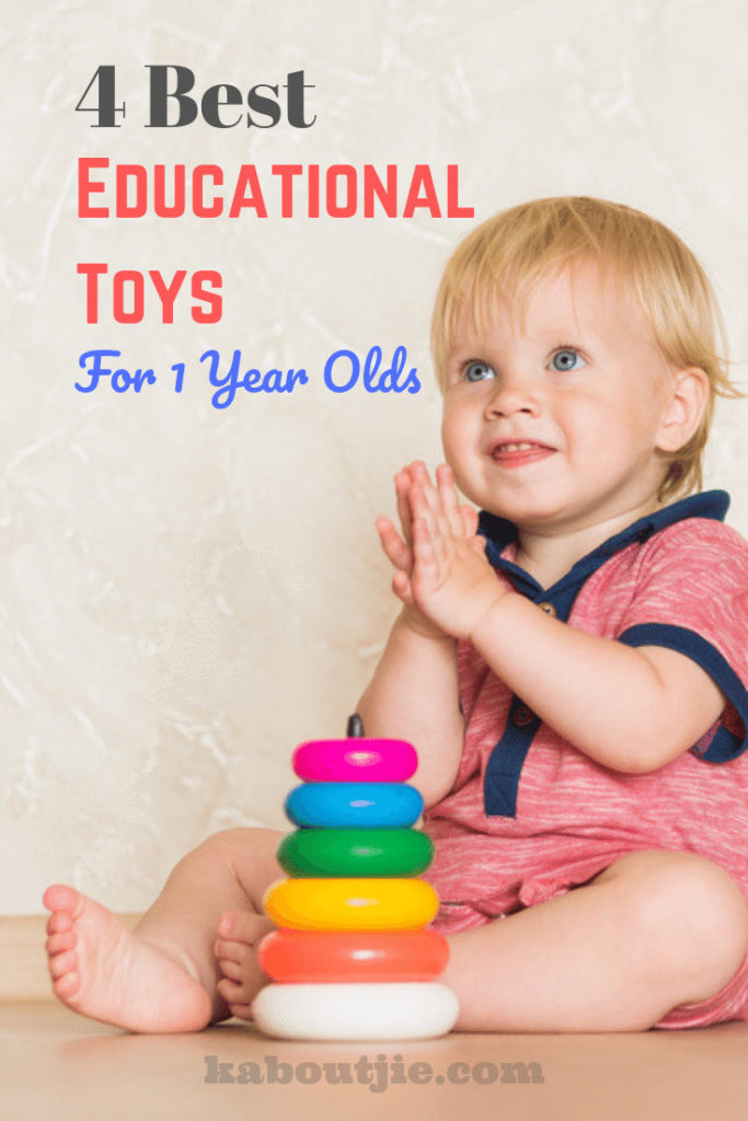 4 Best Educational Toys For 1 Year Olds