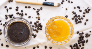 Coffee Honey Facemask