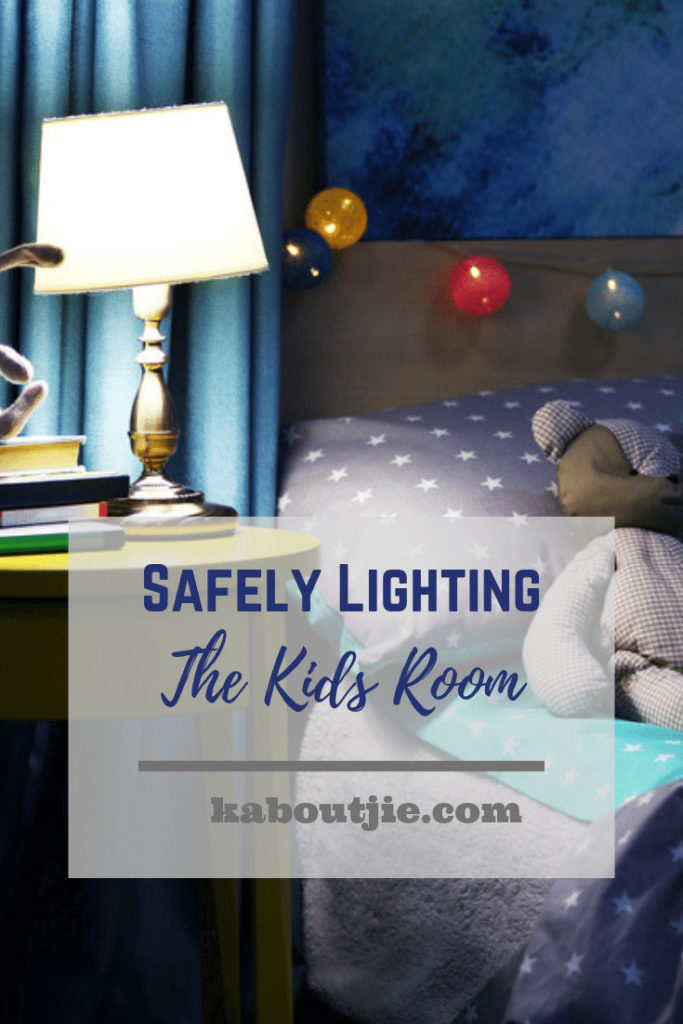 Safely Lighting The Kids Room