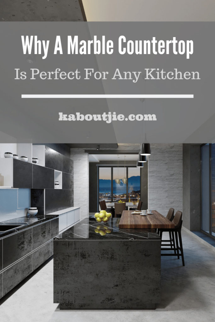 Why A Marble Countertop Is Perfect For Any Kitchen