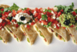 Mexican Munching: Bean and Cheese Quesadillas