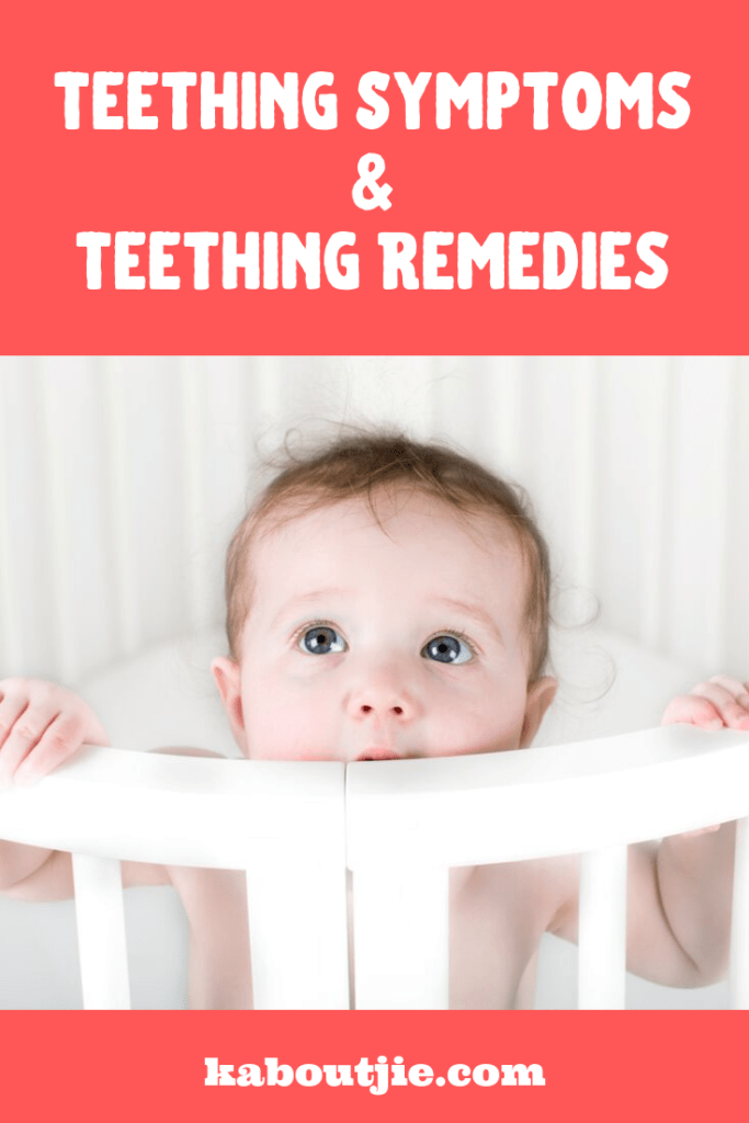 Teething Symptoms & Teething Remedies