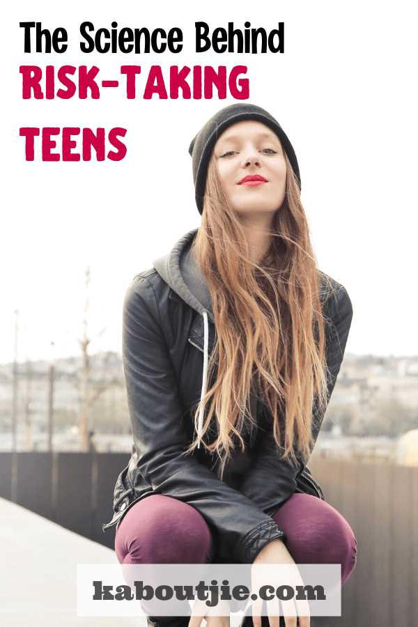 The Science Behind Risk-Taking Teens