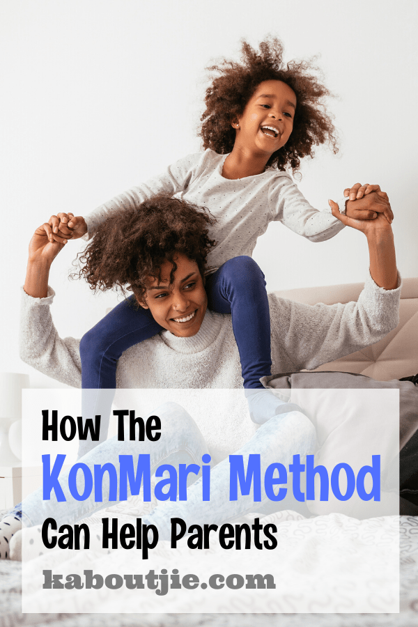 How The Konmari Method Can Help Parents