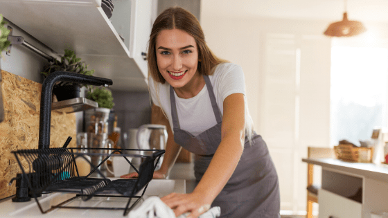 Cleaning Kitchen Tips