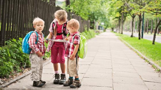 Kids Hiking Gear