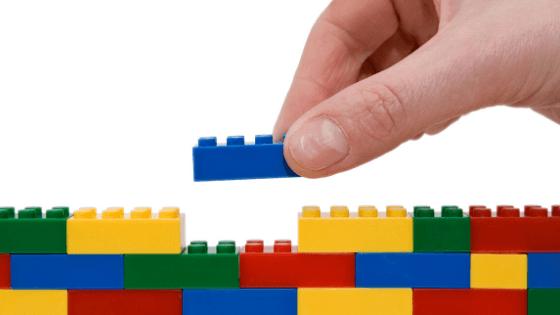Lego locks