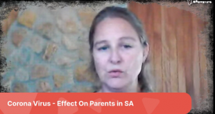 Coronavirus Effects on Parents In South Africa
