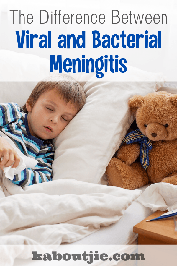 The Difference Between Viral and Bacterial Meningitis