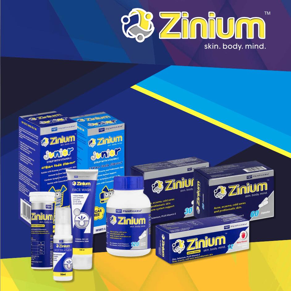 Zinium - Zinc