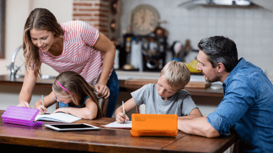 Family At Home School