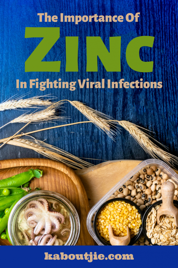 The Importanct Of Zinc In Fighting Viral Infections