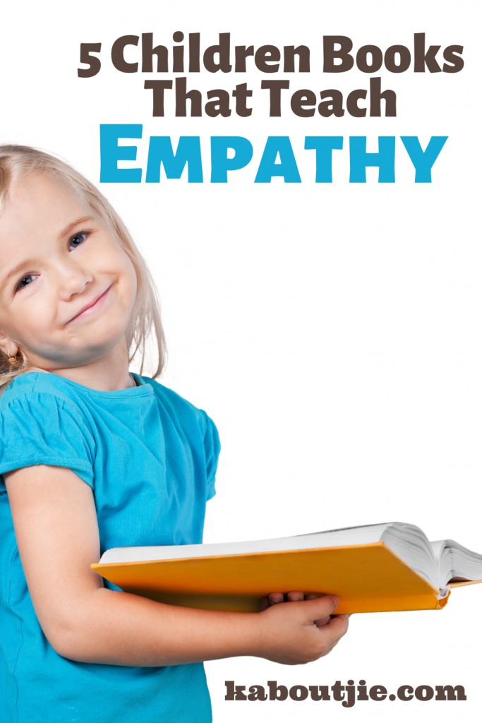 5 Children Books That Teach Empathy
