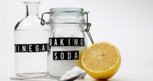 Baking Soda Vinegar Lemon