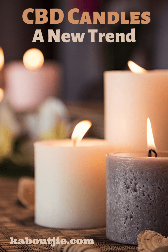 CBD Candles - A New Trend