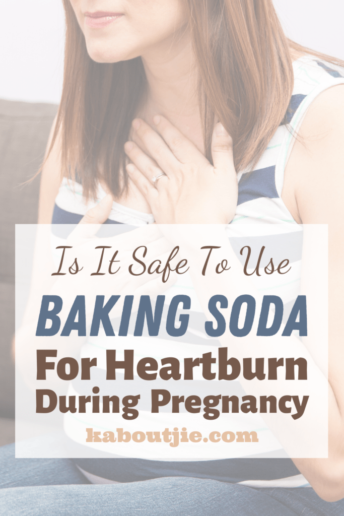Is Izt Safe To Use Baking Soda For Heartburn During Pregnancy