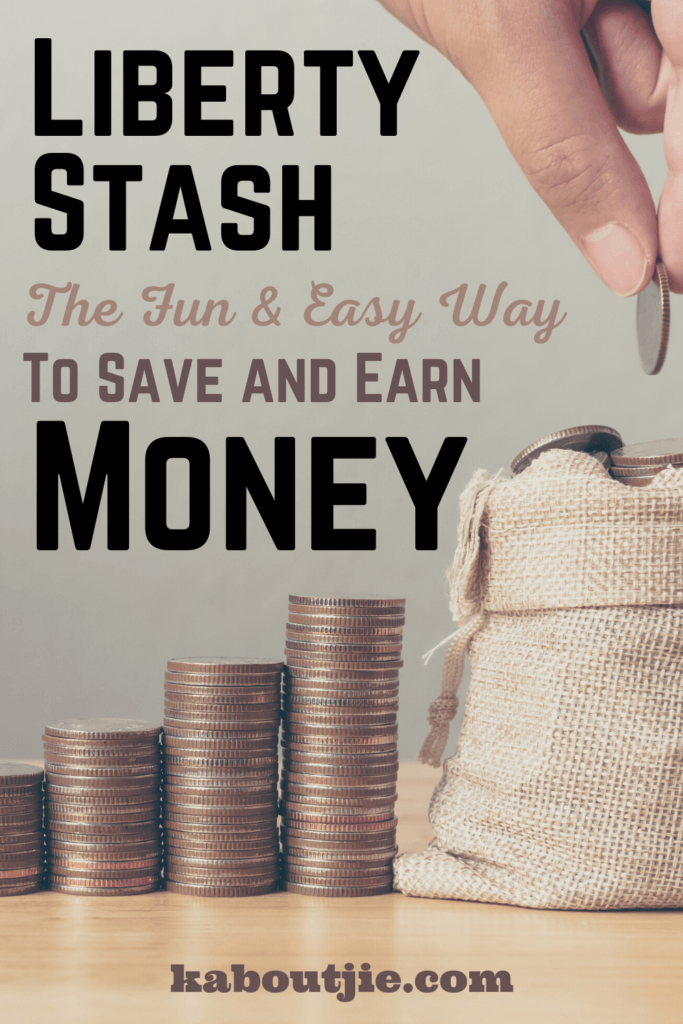 Liberty Stash - save and earn money