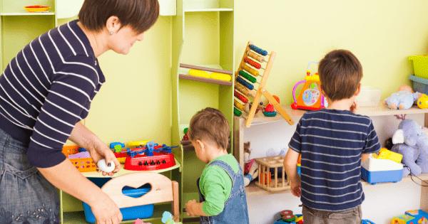Tidy Kids Room