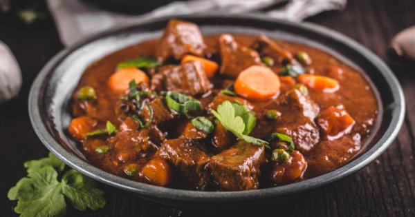 Beef Stew Bulk Recipe
