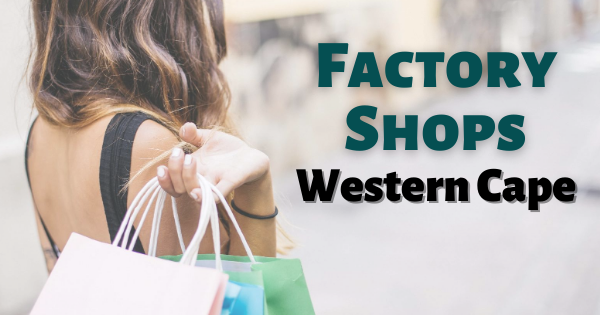 Factory Shops Western Cape