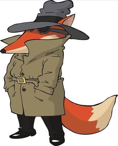 Foxy Detective Inkomba