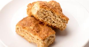 Gluten-free rusks
